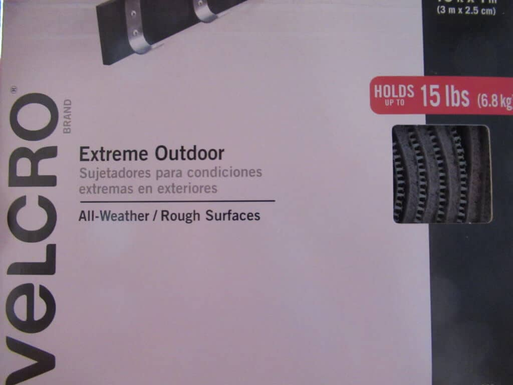 Hook-and-Loop Extreme Outdoor