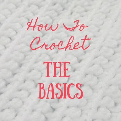 How to Crochet the Basics