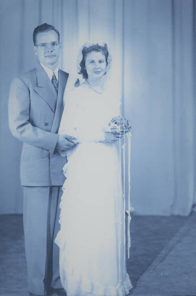 Wedding Photo 1948