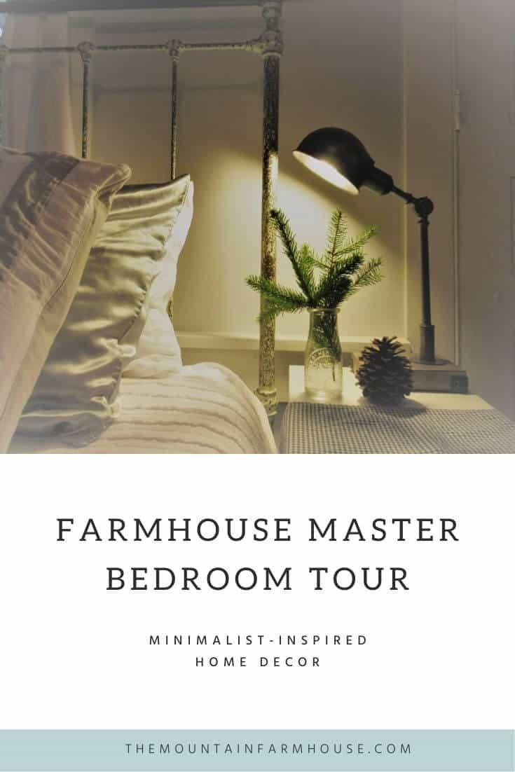 FARMHOUSE MASTER BEDROOM TOUR PIN#2
