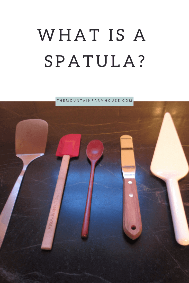 What is a spatula? Pinterest Pin