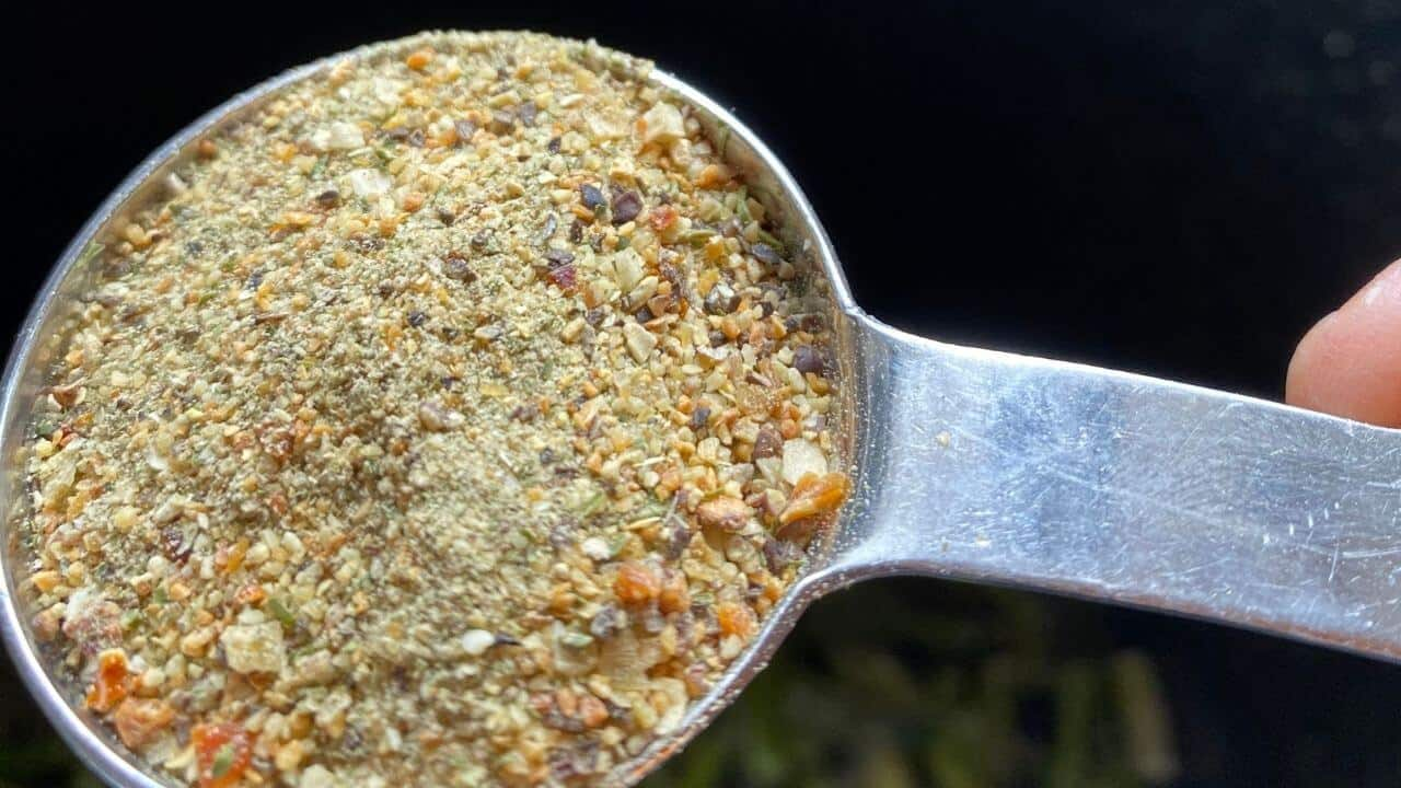 tablespoon of spice